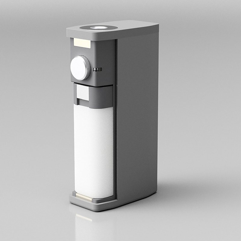 MONOMOD BF prototype v.2 Exclusive bottle design